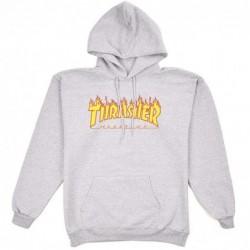 Thrasher Felpe cappuccio Flame hood 312007