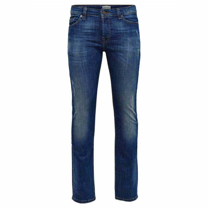 Only&sons Jeans e pantaloni Loom blue damage cr8514 22008514