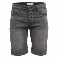 Shorts Only&sons Bull shorts grey 22008476