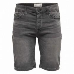 Only&sons Shorts Bull shorts grey 22008476