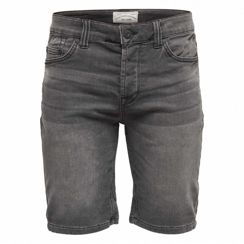 Only&sons Shorts Bull shorts grey 22008476