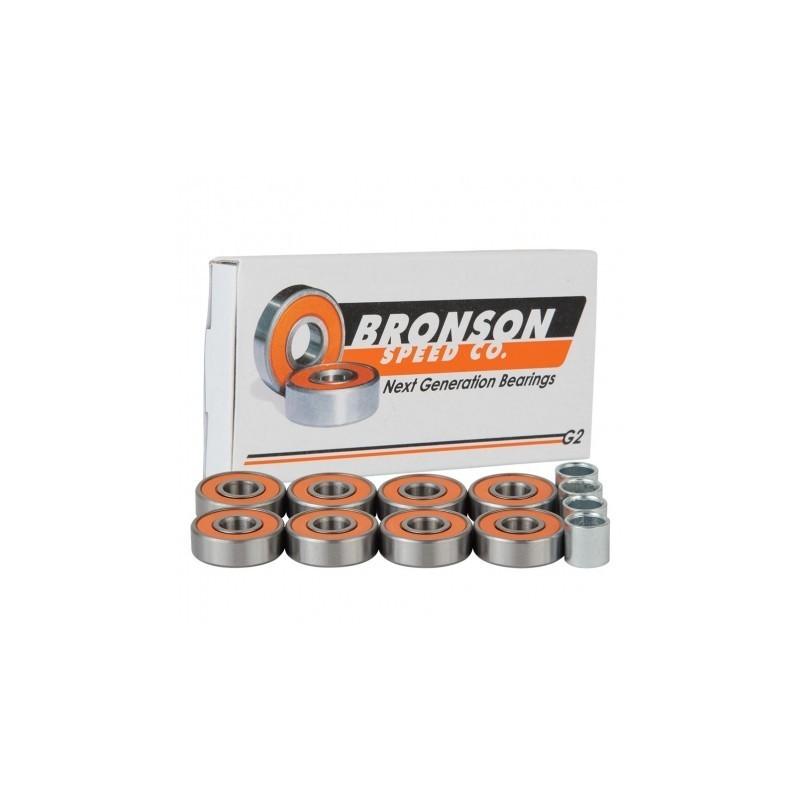 Cuscinetti skate Bronson speed co Bronson bearings g2 9561