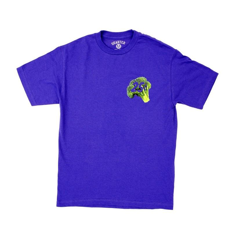 T-shirts Quartersnacks Veggie snackman VSMPU