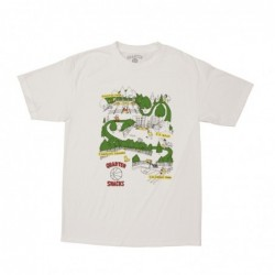T-shirts Quartersnacks Courts tee COWHT