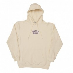 Felpe cappuccio Quartersnacks Embroidered arch hoody EAHCR