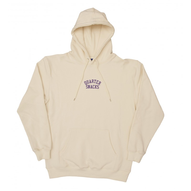 Quartersnacks Felpe cappuccio Embroidered arch hoody EAHCR