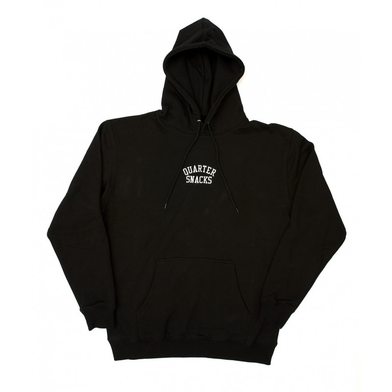 Quartersnacks Felpe cappuccio Embroidered arch hoody EAHBL