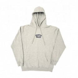Felpe cappuccio Quartersnacks Embroidered arch hoody EAHHG