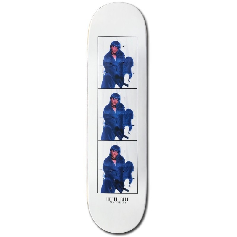 "Hotel blue Deck skate Lil kim 8.5"" HBLILKIMD85"