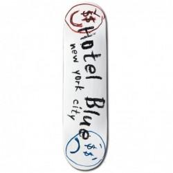 "Deck skate Hotel blue Money's evil 8.25\\"" HBMED825"