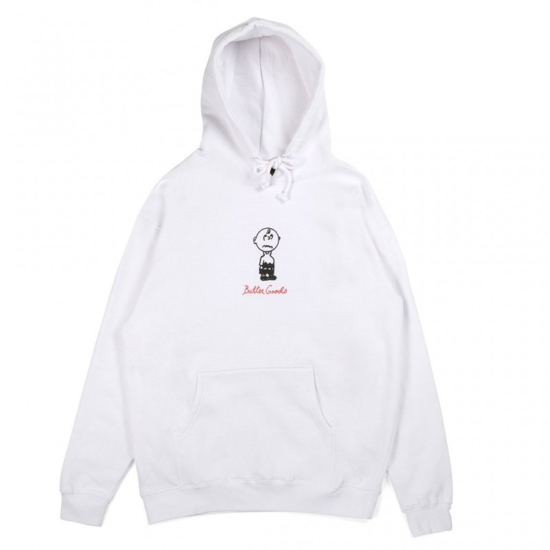 Buttergoods Felpe cappuccio Trouble in mind pullover hoodie BUG328