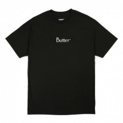 T-shirts Buttergoods Embroidered classic logo tee BUG320