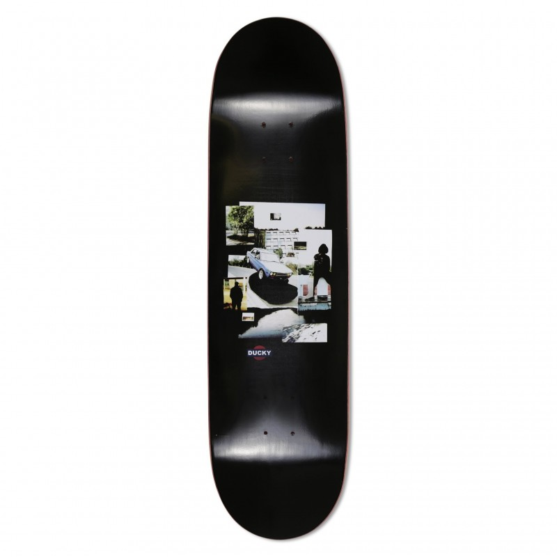 "Pizza skateboards Deck skate Ducky datsun deck 8.4"" PISKBP032"