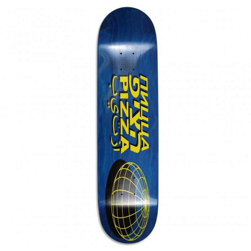 "Pizza skateboards Deck skate Global deck 8.125"" PISKBP030"