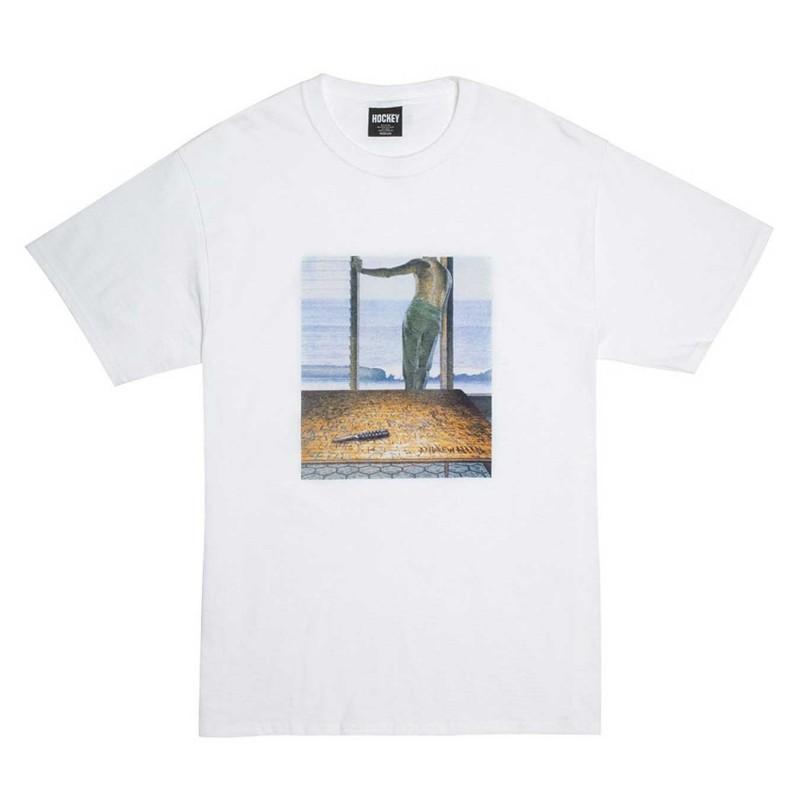 T-shirts Hockey Aa carving tee HOAACARVTEE