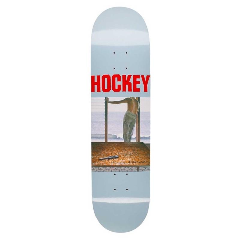 "Hockey Deck skate Carving andrew allen 8.25"" HOCARVAA825"