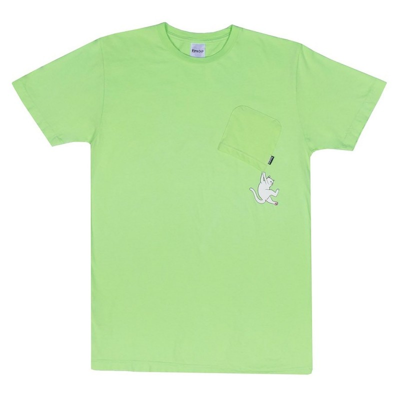 Ripndip T-shirts Hang in there tee RIP1427