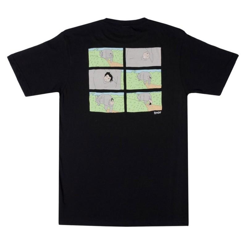 T-shirts Ripndip Nature calls tee RIP1396