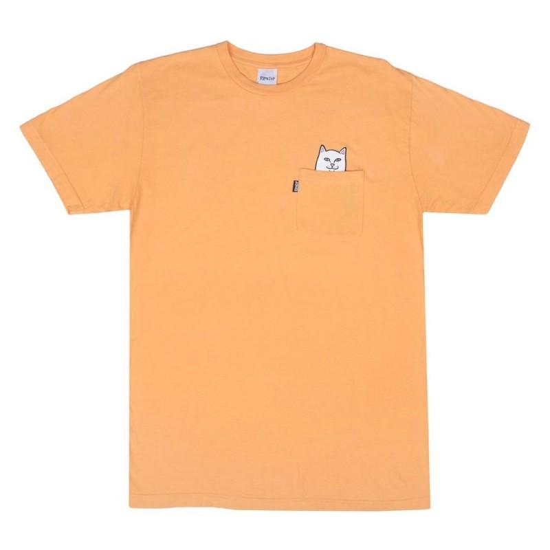 T-shirts Ripndip Lord nermal pocket tee RIP1403