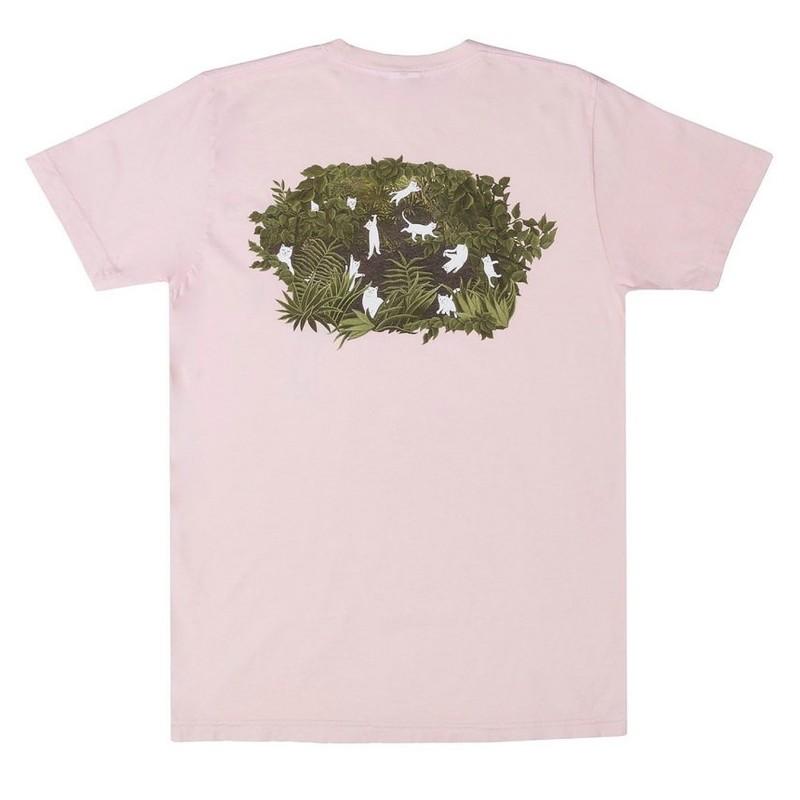T-shirts Ripndip Jungle nerm tee RIP1398