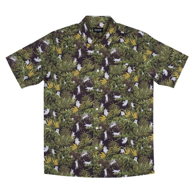 Camicie Ripndip Jungle nerm button up RIP1442