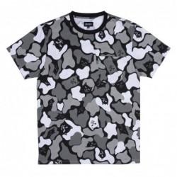 Ripndip T-shirts Blizzard camo tee RIP1449