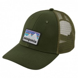 Cappellino Patagonia Shop sticker patch lopro trucker hat 38182