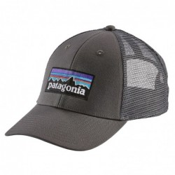 Patagonia Cappellino P-6 logo lopro trucker hat 38016