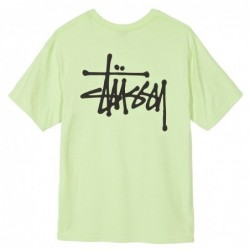 Stussy T-shirts Basic stussy tee 1904257