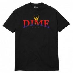 T-shirts Dime mtl Abeaast t-shirt DIMEF1806BLK
