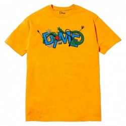 T-shirts Dime mtl Whish t-shirt DIMEF1804GOLD
