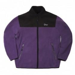 Giacche Dime mtl Dime fleece jacket DIMEF1812PRPL