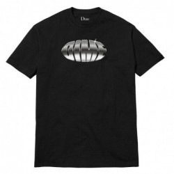 T-shirts Dime mtl Chrome t-shirt DIMEF1801BLK