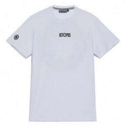 T-shirts Octopus Black octopus logo tee 18WOTS06