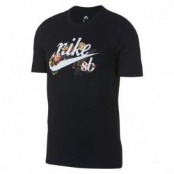 T-shirts Nike sb Tee floral logo 923431-010
