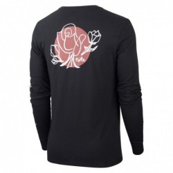 T-shirt maniche lunghe Nike sb Roses ls tee 923450-010