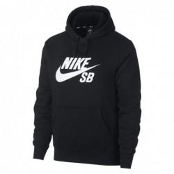 Felpe cappuccio Nike sb Icon hoodie po AJ9733-010