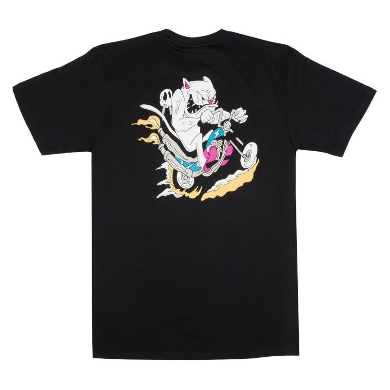 Ripndip T-shirts Nerm gear head tee RND2780