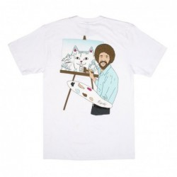 Ripndip T-shirts Ross tee RND2772