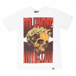 Dolly noire T-shirts Invictus skull TS189
