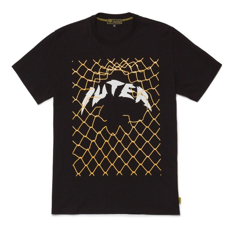 T-shirts Iuter Net tee 18WITS60