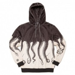 Felpe cappuccio Octopus Octopus teddybear hoodie 18WOSH10