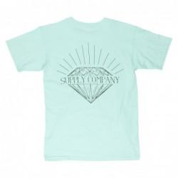 T-shirts Diamond supply Split tee E20DIASPLIDIB
