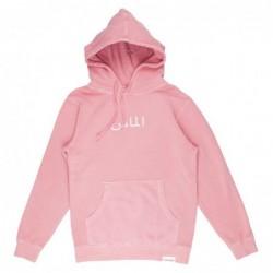 Diamond supply Felpe cappuccio Arabic pigment dyed hoodie E35DIAAPDYPNK