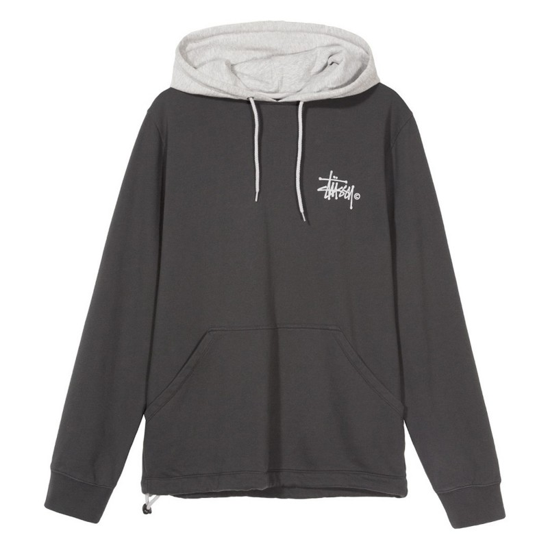 Stussy Felpe cappuccio Two tone hood 118290
