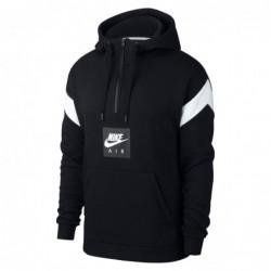 Felpe cappuccio Nike sportswear Nike air half zip hoodie 930454-010
