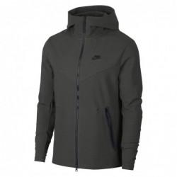 Nike sportswear Felpe cappuccio Nsw tech hoodie AA3784-001