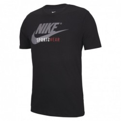 Nike sportswear T-shirts Nike sportswear t-shirt 928329-010