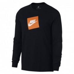 Nike sportswear T-shirt maniche lunghe Nsw ls tee AJ3873-010