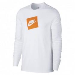 T-shirt maniche lunghe Nike sportswear Sportswear ls tee AJ3873-100